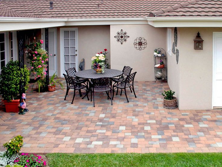 Interlocking Paver Designs