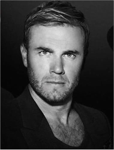 Gary Barlow chest hair hotness!!!