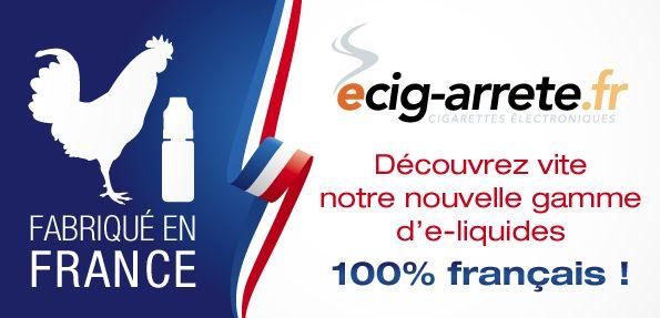 Ecig-arrete.fr est fier de vous présenter l'arrivée de SMOOKIES ! Venez découvrir l'étendue de notre gamme 100% Française, aux ingrédients alimentaires principalement naturels. Tabac des îles, Fraise, Champagne... et tant d'autres !