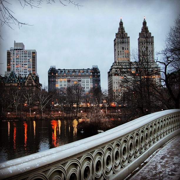 Central Park - I miss this place a lot