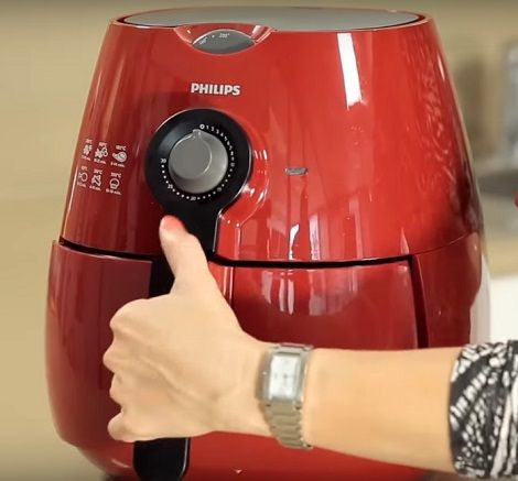Airfryer Cleaning