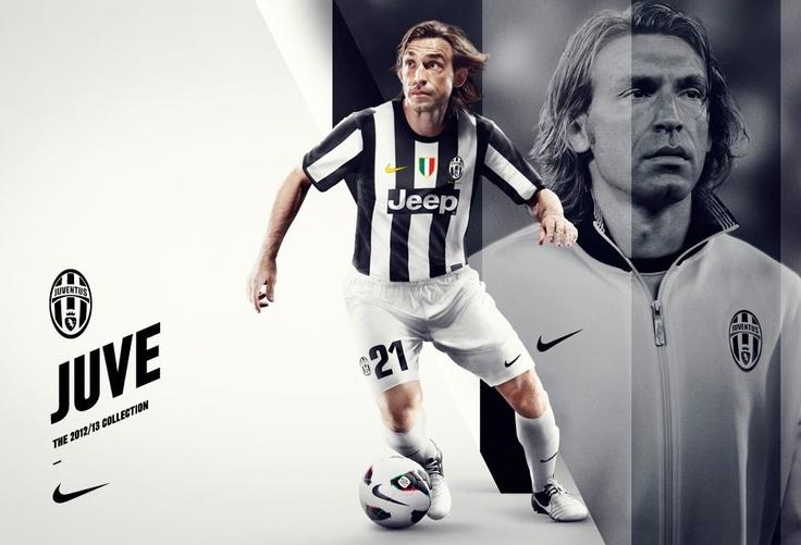 Pirlo no 21 Juventus