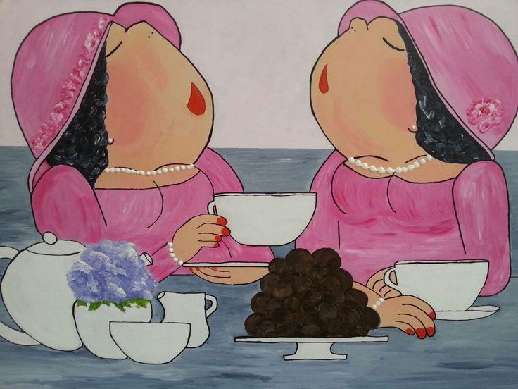 837 best images about schilderen on pinterest abstract for Dikke dames schilderen