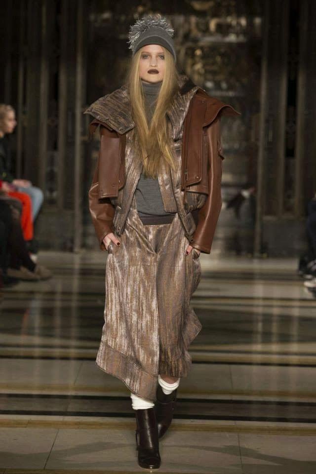 MODA MEBE: Zeynep Tosun Sonbahar/Kış 2014 | Londra Moda Haftası