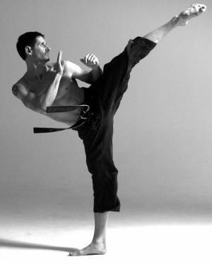 """Karate - """"To practice Zen or the Martial Arts, you must live intensely, wholeheartedly, without reserve - as if you might die in the next instant"""" - Taisen Deshimaru"""