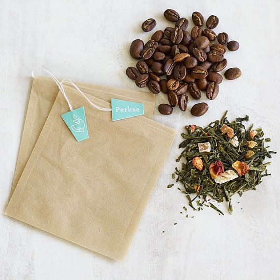 Loose Leaf TEA FILTERS, Fillable Tea Bags, Empty Tea Bags, Top Selling Item, Natural Tea Filters, Loose Tea Bags, Experience simplicity