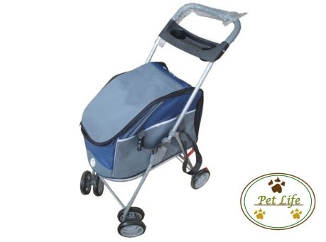Image of CLEARANCE: Blue Multi-Purpose 3-in-1 Stroller