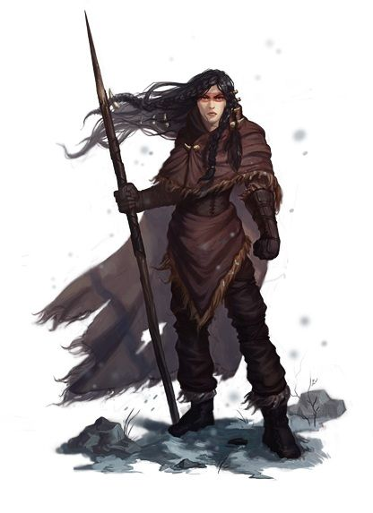 25 Best Ideas About Female Character Concept On Pinterest