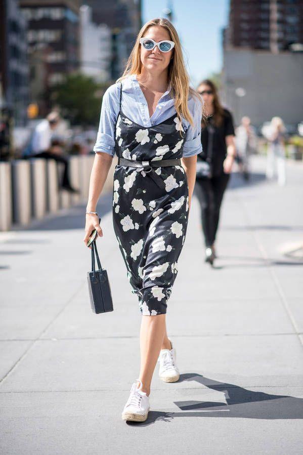 Street Style New York : les plus beaux looks de Street Style à New York - Elle