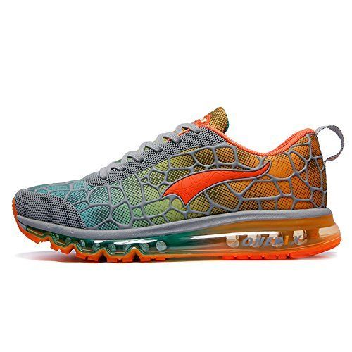 Onemix Men's Air Running Shoes Trainers For Multi Sport Athletic Jogging Fitness