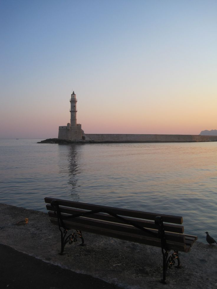 #Sunrise #Chania #Crete