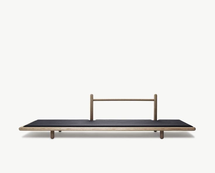 Daybed 'Beddo' by Skagerak. Material: Oak/Barriere® Woven, dimensions (L x D x H): 200 x 80 x 57,5, price DKK 11995 / EUR 1699