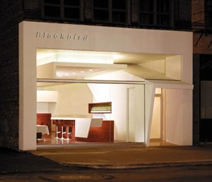 BlackBird - restaurant Row Chicago