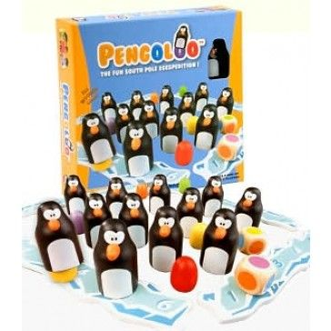 Pengoloo tests kids memory as they race to match coloured eggs and collect penguin pals to win: http://www.dannabananas.com/pengoloo-game/
