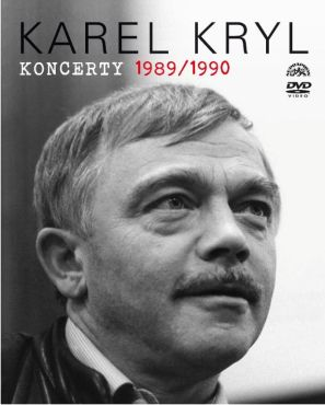 Koncerty Karel Kryl 1989 / 1990 na DVD