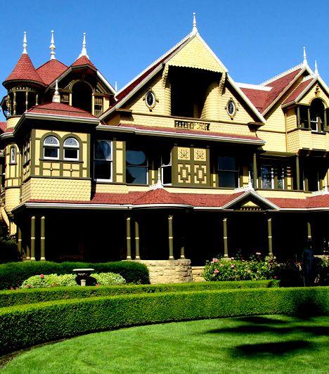 Winchester-ház San Joseban, Kaliforniában