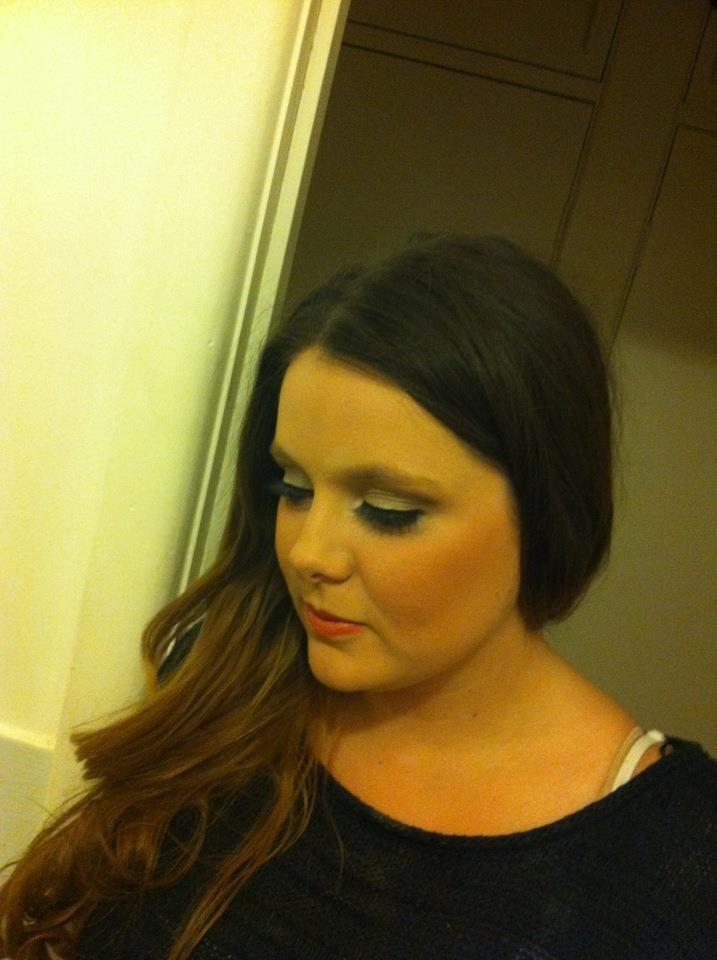 Adele make up on yaz ❤ •nk• @makeupbynataliek