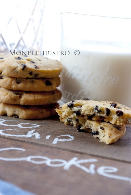 Italian Chef Maurizio Santin's Chocolate Chip Cookies