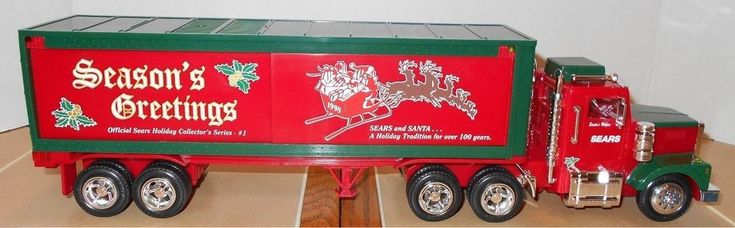 This is a RMT CHRMBOXTRK Christmas Box Trailer Truck 1998. Manufacturer: RMT. O Scale 2 Rail. Model Number: 1998. Original Box: Yes. Trains are your hobby, and we wouldn't dare take the fun away. We understand how important all the little things are, so we strive to provide as much detail as we can. | eBay!