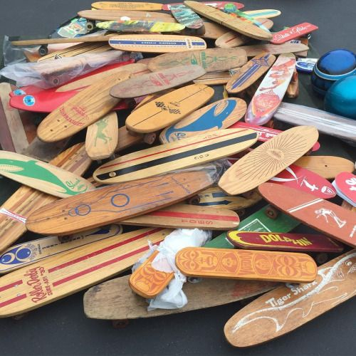 For that vintage skate boards right