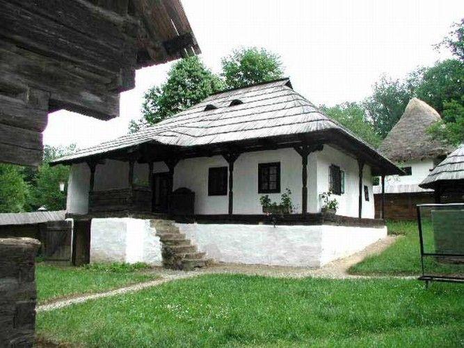 """Casă; oraşul Câmpulung Moldovenesc, jud. Suceava; Complexul Naţional Muzeal """"ASTRA"""" - Sibiu"""