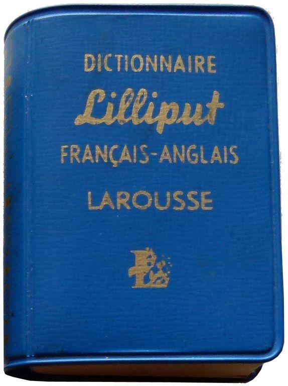 Coupon dictionnaire anglais
