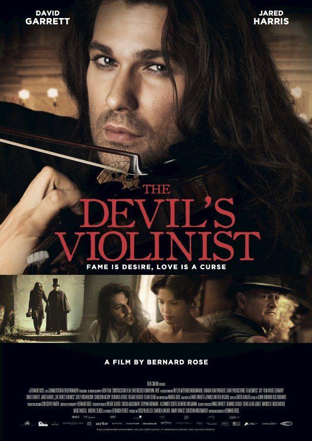 David Garrett - The Devil's Violinist....oooooh, i want to see this movie!!!!!