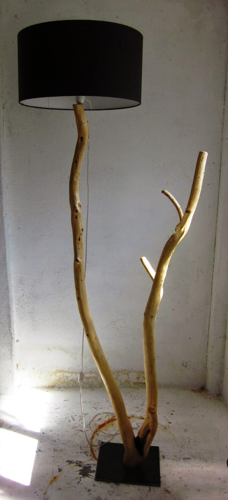 De raiz - design e arte: Candeeiro - Cedro
