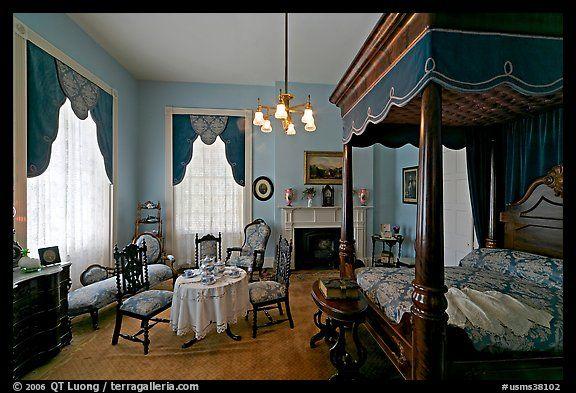 Natchez Interiors Bedroom Inside Rosalie Natchez Mississippi Usa Color Plantation
