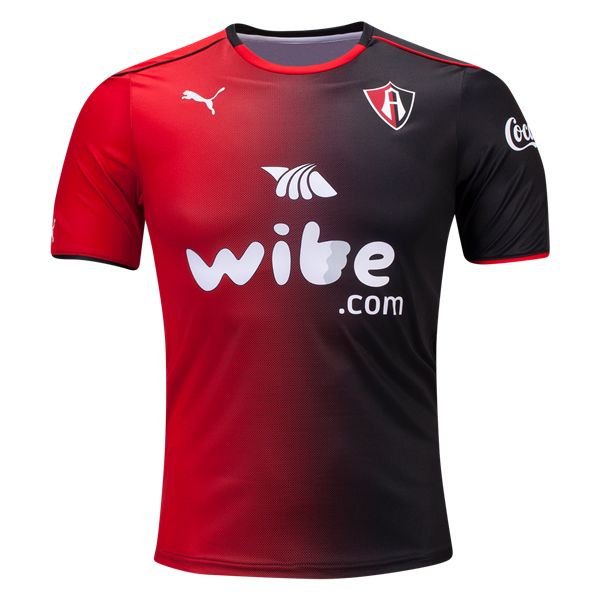 Atlas FC 16/17 Home Soccer Jersey   $89.99   Holiday Gift & Stocking Stuffer ideas for the Atlas FC fan at WorldSoccerShop.com