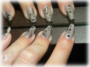 Дизайн ногтей цветы - часть 6 | Стильные Ногти