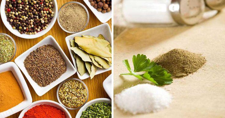 5 receptů na domácí směsi koření