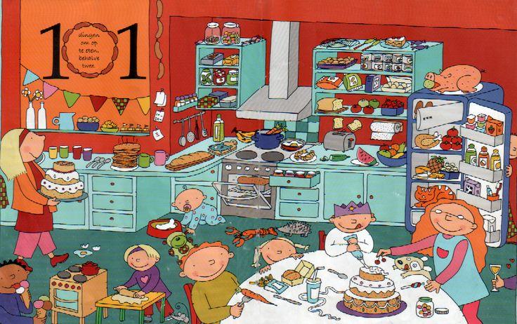 praatplaat de keuken - Google zoeken