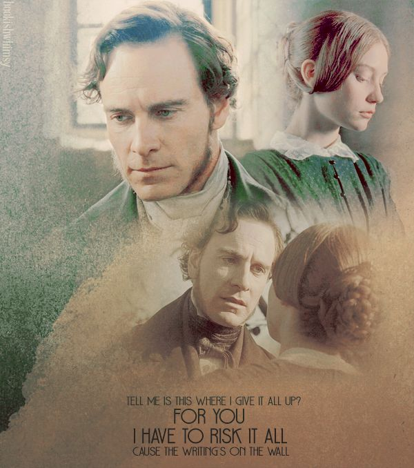 mr rochester interview jane eyre Jane eyre is an american film and rochester calls her into his library to interview her that night, jane is awakened and discovers that mr rochester's bed.