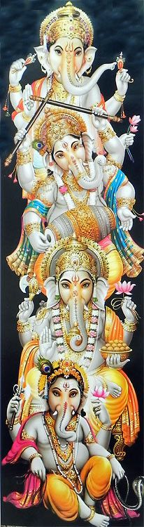 www.dollsofindia.com images products ganesha-pictures ganesha-poster-FM92_l.jpg