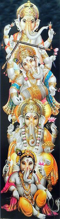 www.dollsofindia.com images products ganesha-pictures ganesha-poster-FM92_l.jpg