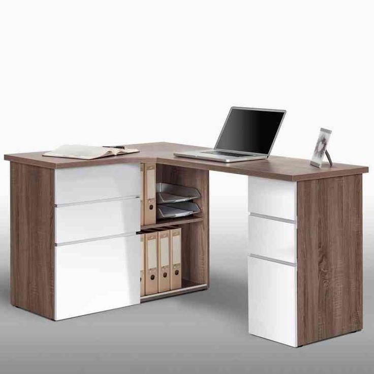 25 Best Ideas About Corner Desk On Pinterest Computer Room Decor Corner Shelves And Spare