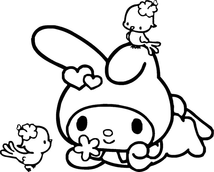 43 best my melody images on Pinterest My melody Hello kitty and
