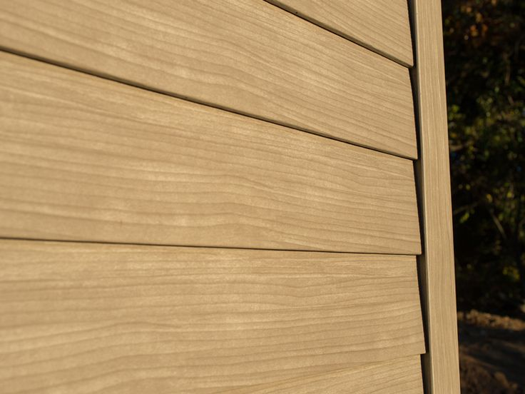 17 best images about trucedar steel siding on pinterest for Horizontal steel siding
