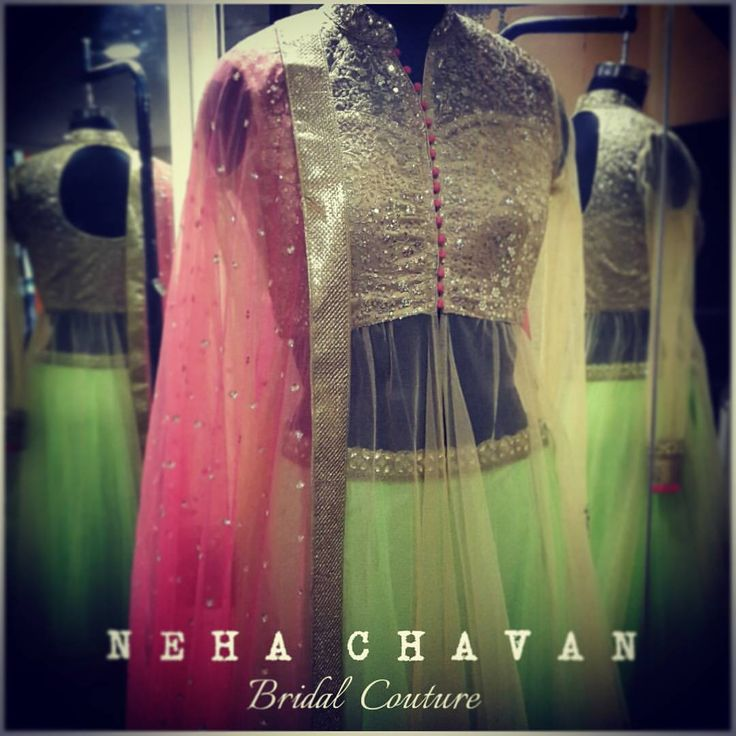 Welcoming all the brides of this season! Your one stop shopping destination for all your bridal requirements! Get in touch with us for all sorts of customised Anarkalis, Gowns, Salwaar Suits, Sarees and more! Email us at fashion@nehachavan.com for more details. We deliver worldwide!  #NC #NehaChavan #designer #custommade #festive #clothing #madetomeasure #indianwear #sarees #colors #instapic #instagood #instalike #l4l #tagsforlikes #contactus #walkinwardrobe #designstudio #lehengas