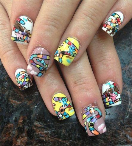 candy+crush+nails+by+Pinky+-+Nail+Art+Gallery+nailartgallery.nailsmag.com+by+Nails+Magazine+www.nailsmag.com+%23nailart