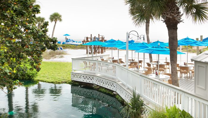 Flying Bridge Restaurant – TradeWinds Restaurants on St Pete Beach with Great View