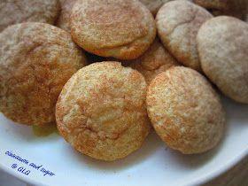 Ginger Lemon Girl: Gluten Free Snickerdoodle Cookie Recipe