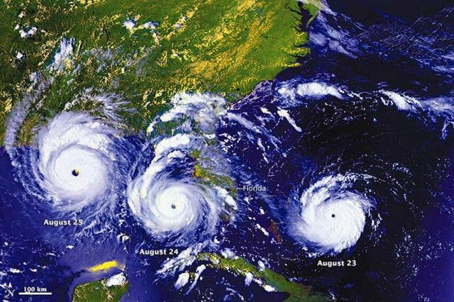 Remembering Hurricane Andrew (I was actually born in louisiana during this) yepp cool fact about myself!