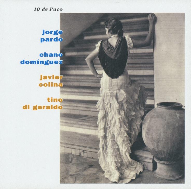 Jorge Pardo & Chano Dominguez - 10 de Paco