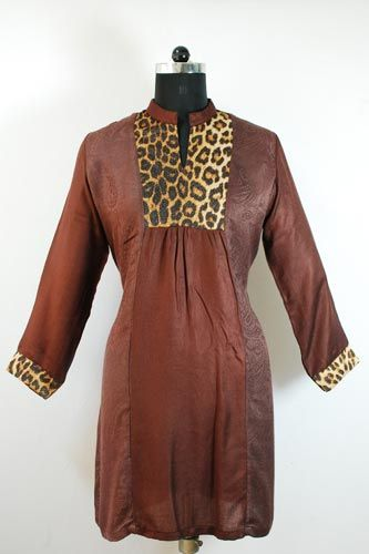 Dgreetings - Warm Double Shade Tunic