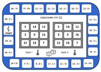 Minsommen bingo - 2 nieuwe spelborden!