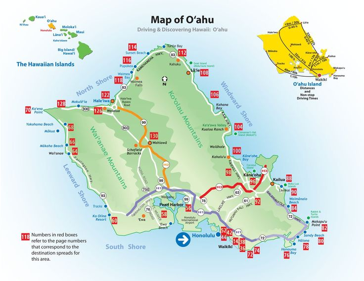 Best Maps Of Hawaii Images On Pinterest Hawaii Trips Aloha - Map us and hawaii