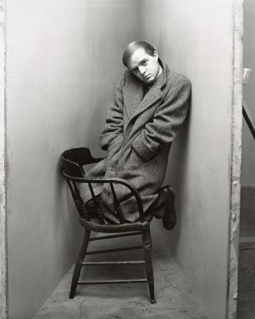 Truman Capote by Cecil Beaton