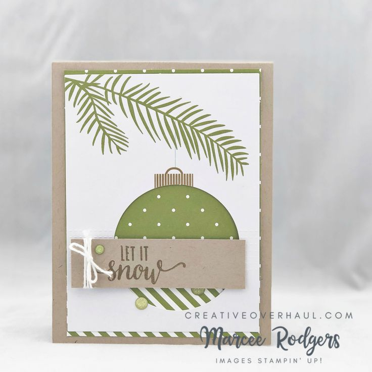 Quick card using the October and November Paper Pumpkin kits for day 5 of my 12 Days of Christmas series. Plus, Stamparatus Reservations are open!!